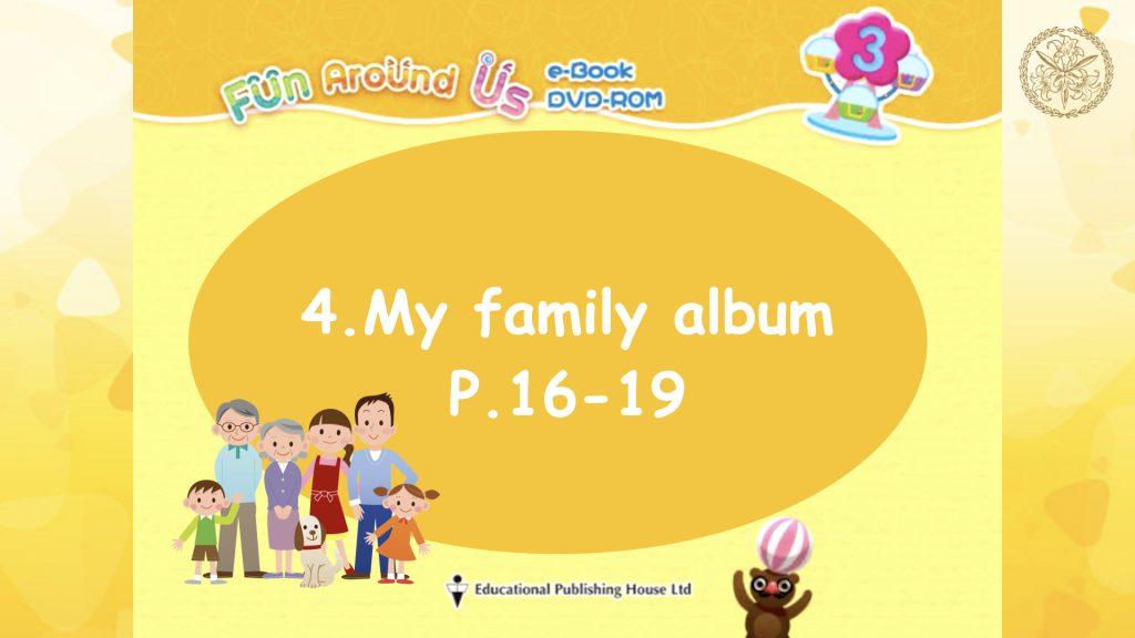 My family album Part 1