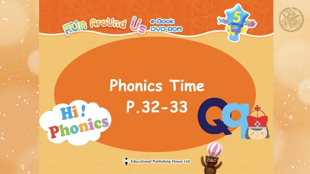 Phonics Time