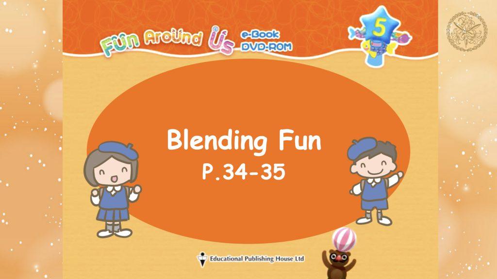 Blending Fun